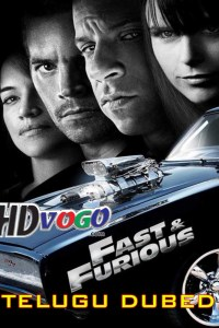 Fast and Furious 4 2009 in HD Telugu Dubbed Full Movie