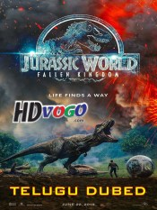 Jurassic World Fallen Kingdom 2018 in HD Telugu Dubbed Full Movie