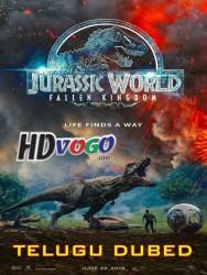 Jurassic World Fallen Kingdom 2018 in HD Telugu Dubbed full movie watch online free