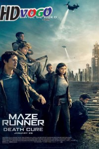 Maze Runner The Death Cure 2018 in HD English Full Movie