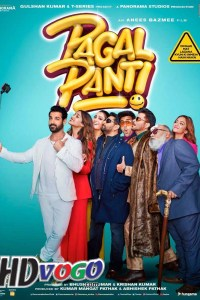 Pagalpanti 2019 in HD Hindi Full Movie