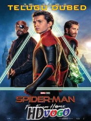 Spider Man Far from Home 2019 in hd telugu watch online full movie free