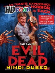 The Evil Dead 1 1981 in HD Hindi Dubbed Full Movie Watch Online Free