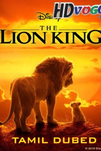 The Lion King 2019 in HD Tamil Dubbed Full Movie