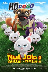 The Nut Job 2 2017 in HD English Full Movie