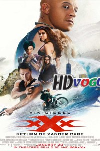 xXx Return of Xander Cage 2017 in HD English Full Movie