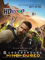 6 Underground 2019 in HD Hindi Dubbed Full Movie