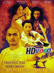 Crouching Tiger Hidden Dragon 2000 in Hindi Dubbed Full Movie
