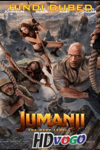 Jumanji The Next Level 2019 in Hindi Dubbed Full Movie