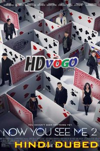 Now You See Me 2 2016 in HD Hindi Dubbed Full Movie