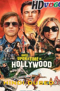 Once Upon a Time in Hollywood 2019 HD Hindi Dubbed Full Movie