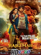 R Rajkumar 2013 in HD Hindi Full Movie