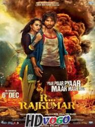 R Rajkumar 2013 in HD Hindi Full Movie