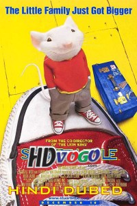 Stuart Little 1999 in HD Hindi Dubbed Full Movie