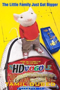Stuart Little 1999 in HD Tamil Dubbed Full Movie