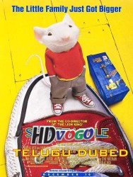 Stuart Little 1999 in HD Telugu Dubbed Full Movie