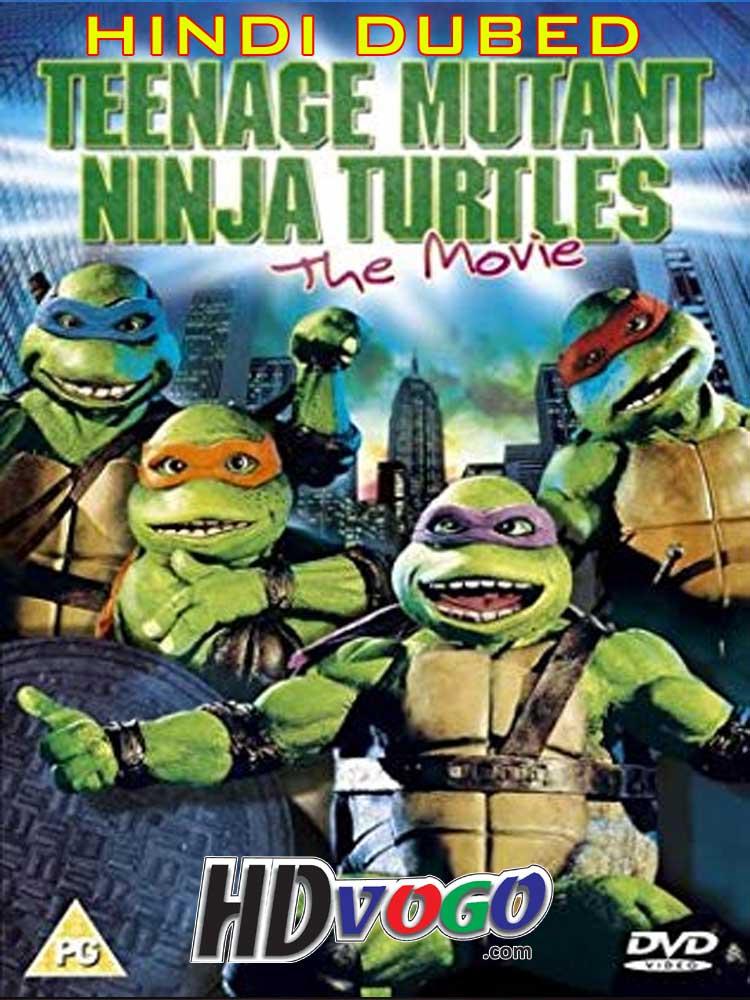 Teenage Mutant Ninja Turtles The Movie 1990 In Hd Hindi Dubbed