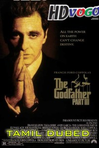 The Godfather 3 1990 in HD Tamil Dubbed Full Movie