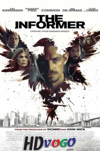 The Informer 2019 in HD English Full Movie