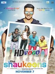 The Shaukeens 2014 in HD Hindi Full Movie