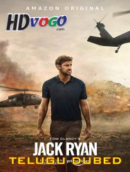 Tom Clancys Jack Ryan 2019 in HD Telugu Dubbed Full MOvie
