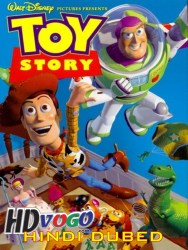 Toy Story 1995 in HD Hindi Dubbed Full Movie