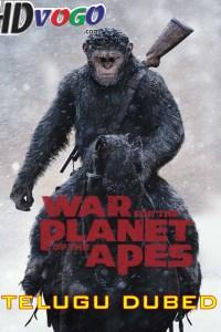 War for the Planet of the Apes 2017 in HD Telugu Dubbed Full Movie
