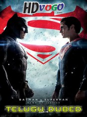Batman v Superman 2016 in HD Telugu Dubbed Full Movie