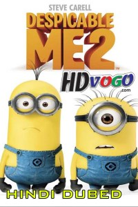 Despicable Me 2 2013 in HD Hindi Dubbed Full Movie