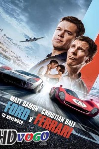 Ford v Ferrari 2019 in HD English Full Movie