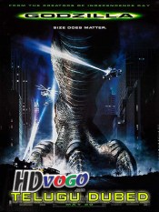 Godzilla 1998 in HD Telugu Dubbed Full Movie