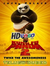 Kung Fu Panda 2 2011 in HD Telugu Dubbed Full Movie