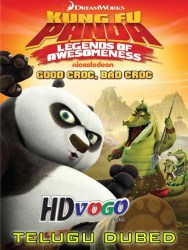 Kung Fu Panda Legends Of Awesomeness 2011 in HD Telugu Dubbed FUll Movie
