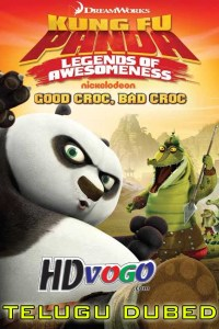 Kung Fu Panda Legends Of Awesomeness 2011 in HD Telugu Dubbed