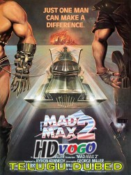 Mad Max 2 The Road Warrior 1981 in HD Telugu Dubbed Full Movie