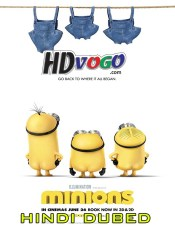 Minions 2015 in HD Hindi Dubbed Full Movie