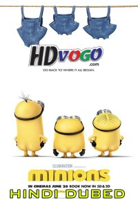 Minions 2015 in HD Hindi Dubbed Full Movie