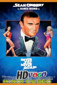 Never Say Never Again 1983 in HD Hindi Dubbed Full Movie