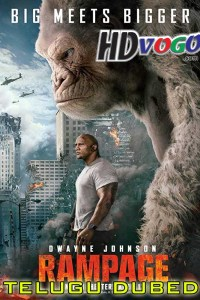 Rampage 2018 in HD Telugu Dubbed Full Movie