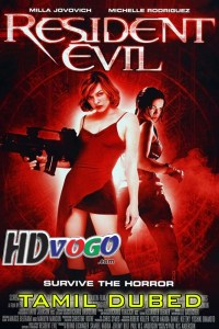 Resident Evil 2002 in HD Tamil Dubbed Full Movie
