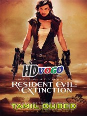 Resident Evil Extinction 2007 in HD Tamil Dubbed Full Movie