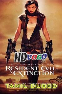 Resident Evil Extinction 2007 in HD Tamil Dubbed Full Movie