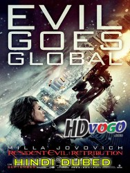 Resident Evil Retribution 2012 in HD Hindi Dubbed Full Movie