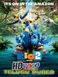 Rio 2 2014 in HD Telugu Dubbed Full Movie