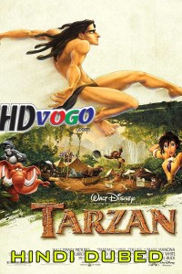 Tarzan 1999 in HD Hindi Dubbed Full Movie