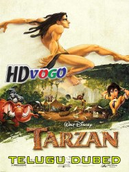 Tarzan 1999 in HD Telugu Dubbed Full Movie