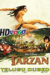 Tarzan 1999 in HD Telugu Dubbed Full Movie