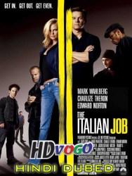 The Italian Job 2003 in HD Hindi Dubbed Full MOvie