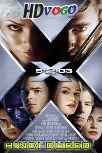 X Men 2 2003 in HD Hindi Dubbed Full Movie