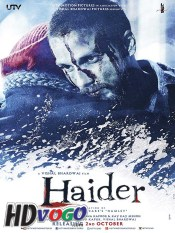 Haider 2014 in HD Hindi Full Movie